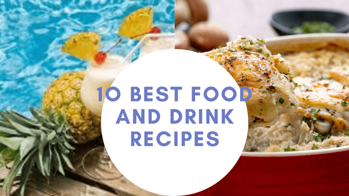 Food and Drink Recipes